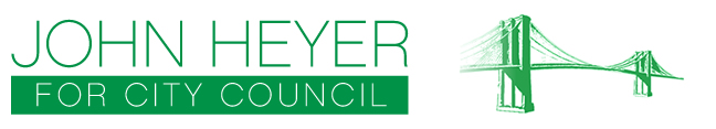 John Heyer for City Council